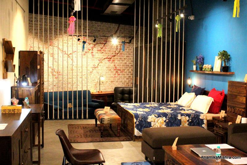 Indian Home Decor Inspiration Ft. Studio PepperFry, Vashi, Mumbai -