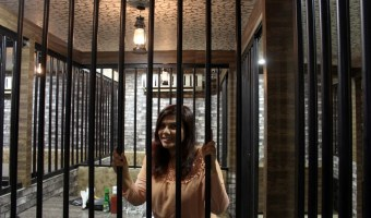 Barracks, A Jail-Themed Restaurant Which Has India's First Pure-Veg Lounge