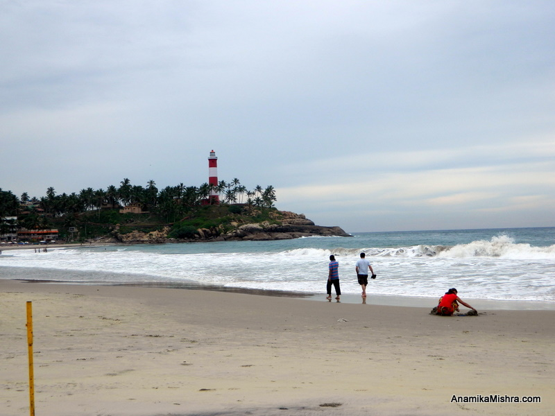 Christmas in Kovalam, India