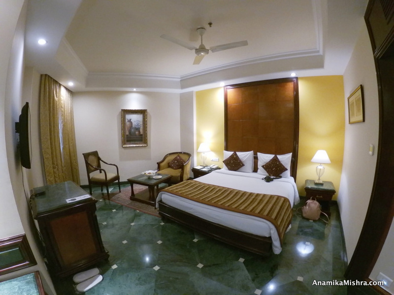 Hotel Mansingh Palace, Agra   Hotel Review