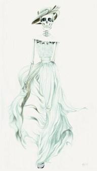 catrina blanca