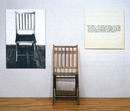 one-and-three-chairs-1965-joseph-kosuth