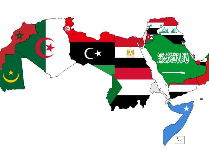 اقدم 20 علم دولة عربية في العالم