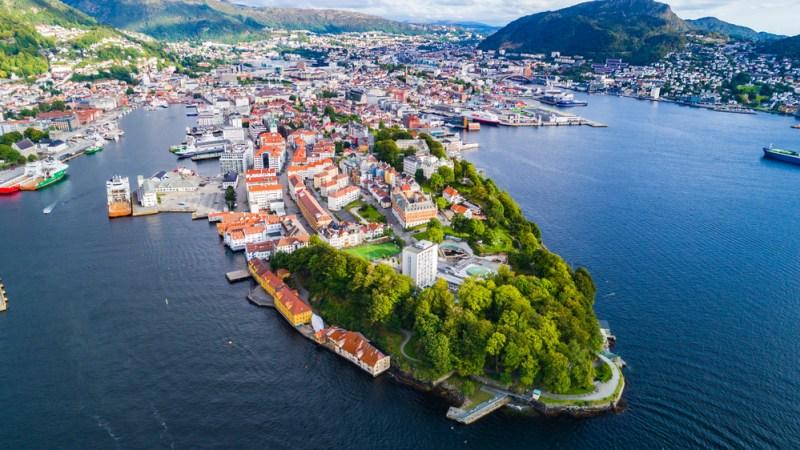 افضل 10 اماكن سياحية في النرويج
