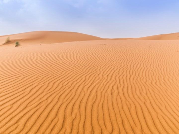 ما هي اكبر صحراء في قارة آسيا