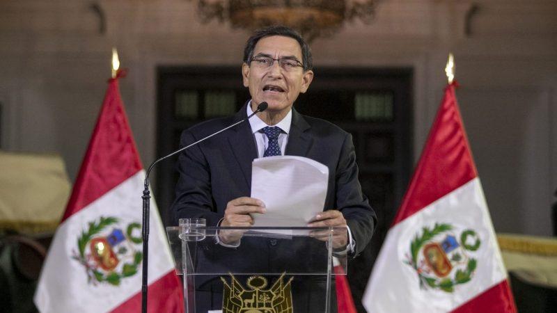 جميع رؤساء البيرو عبر التاريخ