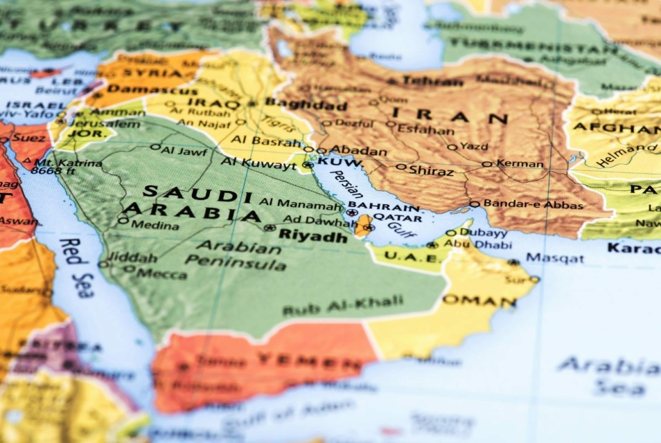 ما هي دول الشرق الاوسط جميع الدول في منطقة الشرق الاوسط انا مسافر