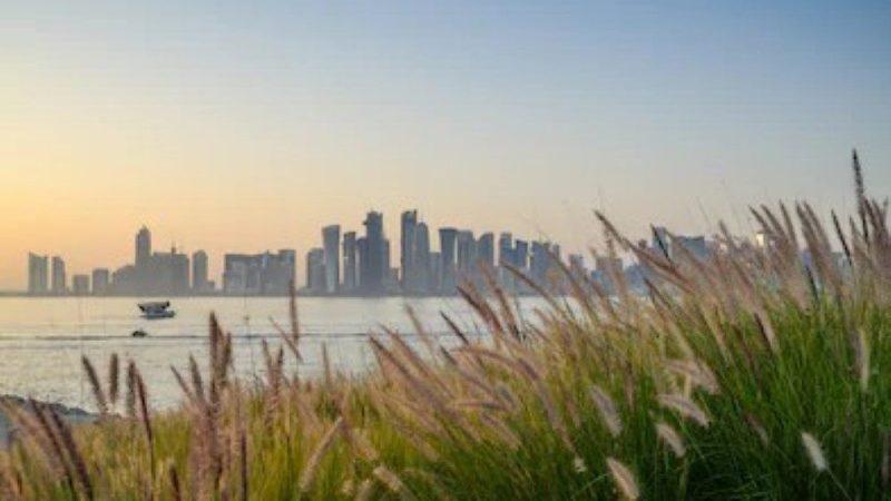 في أي قارة تقع قطر
