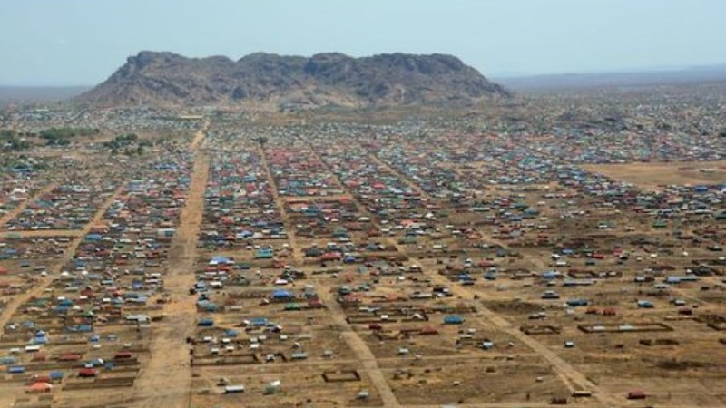 في أي قارة تقع جنوب السودان