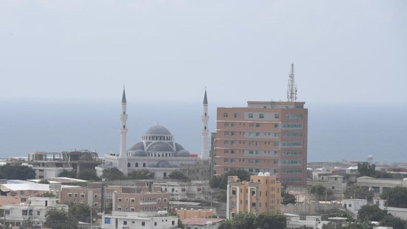 أعلى المباني في الصومال