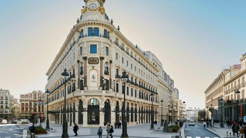 لماذا مدريد هي عاصمة أسبانيا
