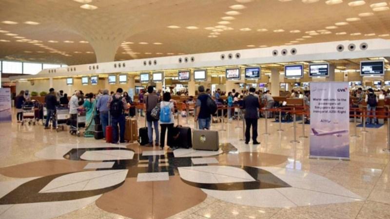 أكثر 10 مطارات ازدحاما في الهند