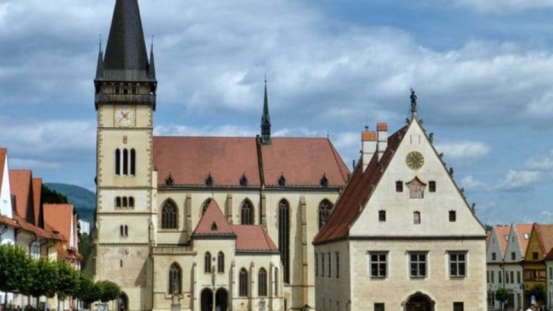 جميع مواقع التراث العالمي لليونسكو في سلوفاكيا
