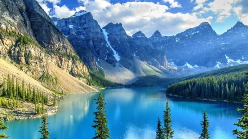 عجائب الدنيا السبع في دولة كندا