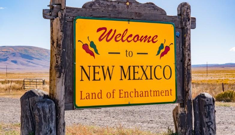 من أين حصلت نيو مكسيكو على اسمها