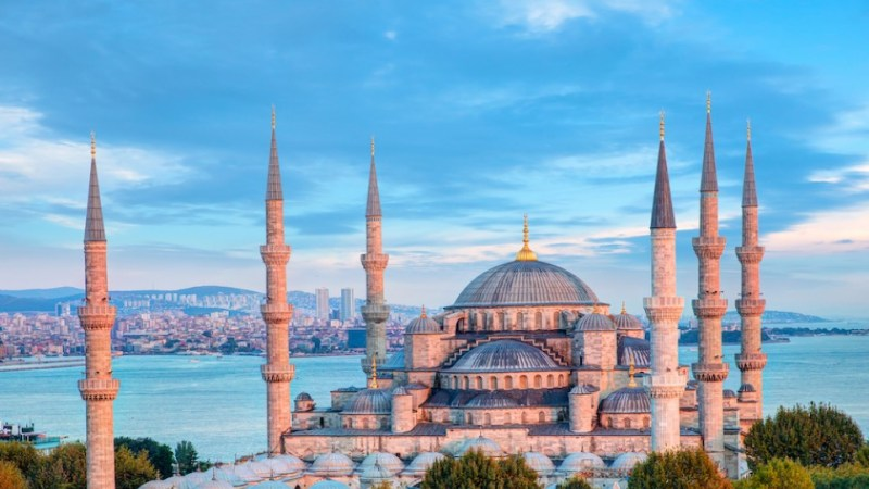 جميع الدول المسلمة في العالم