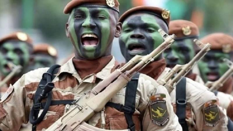 اقوى الجيوش في قارة افريقيا 2021