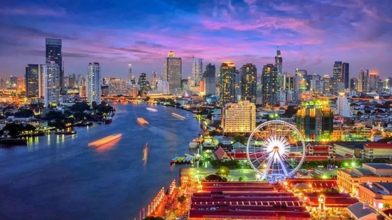 كم يبلغ الناتج المحلي الإجمالي في تايلاند