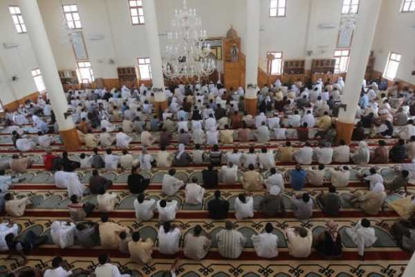 كم يبلغ عدد المسلمين في الشرق الاوسط