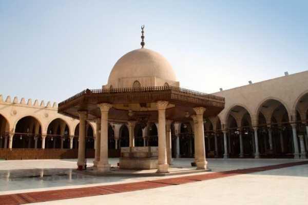 أقدم 10 مساجد في دولة مصر