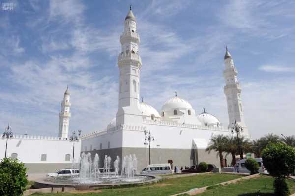 ما هو أقدم مسجد في العالم