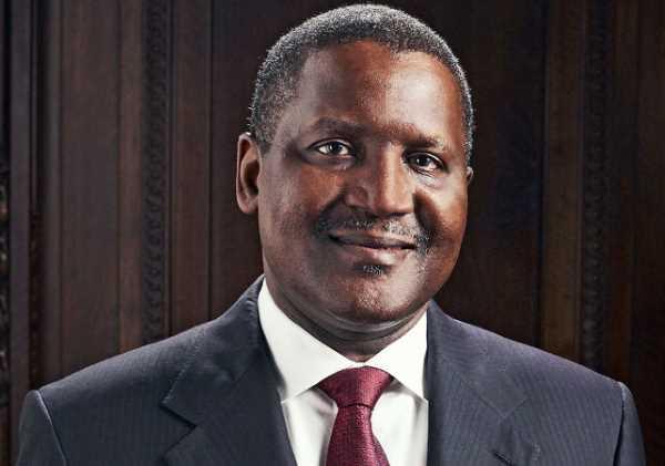 من هو اغنى رجل في قارة افريقيا