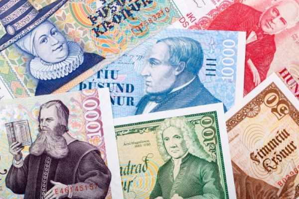 ما هي العملة الرسمية في أيسلندا