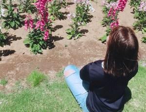 新橋キャバクラ【an_an(アンアン)】100%現役女子大生ラウンジ まなかお花畑で