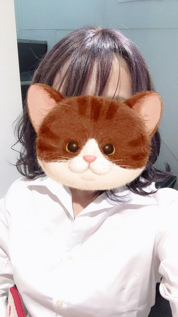 新橋キャバクラ【an_an(アンアン)】100%現役女子大生ラウンジ かすみ プロフィール写真