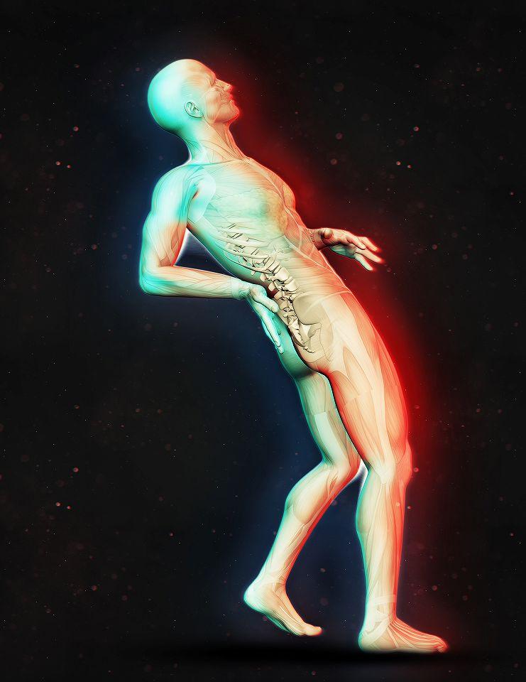 腰痛と怒りの感情|腰痛整体|スピリチュアル