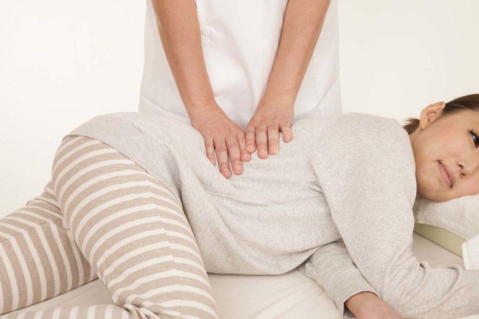 腰や股関節と肩こり|噛み合わせと肩こりその2