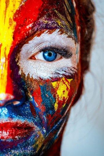 顔のトラブルのスピリチュアルな意味と性格 気功整体あなん