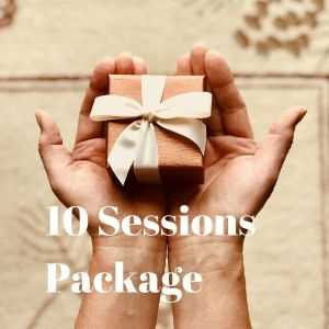 Item #4~10 Sessions Package (adult)