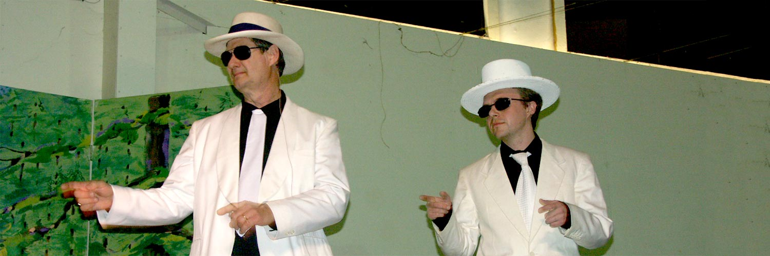 scene from the blues brothers
