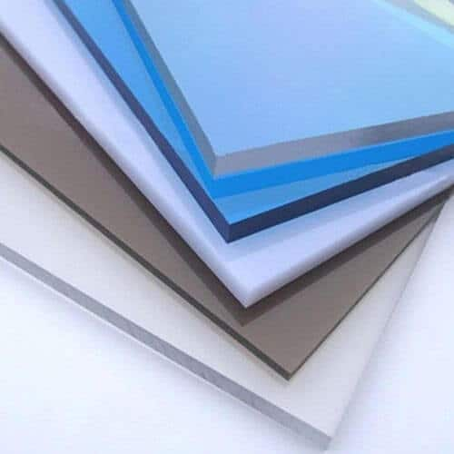 solid polycarbonate sheet