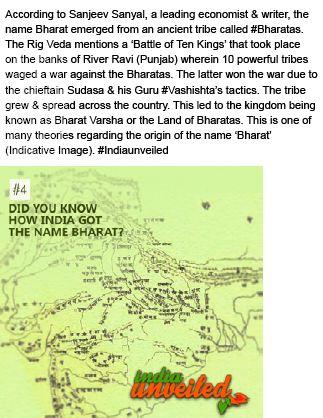 INDIA UNVEILED (5/6)