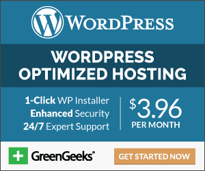 GreeGeeks WP Hosting