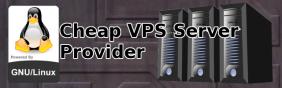 Cheap VPS Server provider