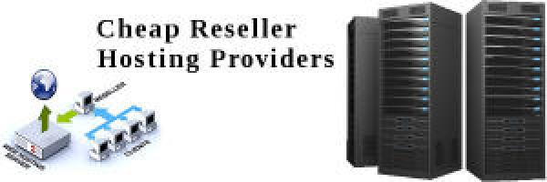 Cheap Reseller hosting
