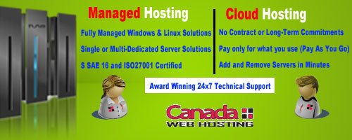 4Good Web Hosting Services in canada