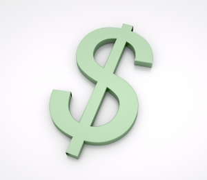 Quality Web Hosting dollar sign