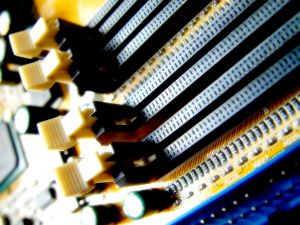 motherboard close-up IT Spring Cleaning