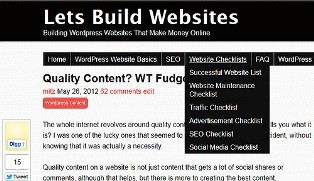 build website Navigation Tips For Massive Sites