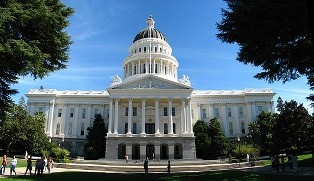 State Capital Building California