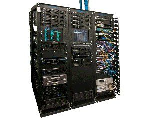 server rack room Five Server Buying Tips