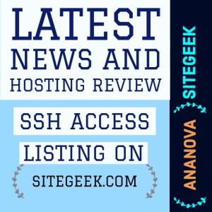 SSH Access