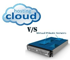 vps hosting vs. cloud hosting