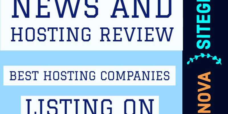 Best Hosting Companies In India