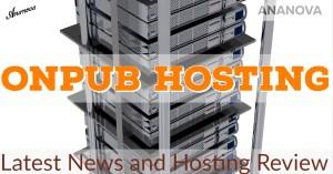 Hosting Review Onpub Hosting