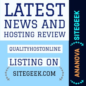 Latest News And Web Hosting Review QualityHostOnline